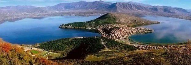 Η χλωρίδα της λίμνης Καστοριάς – Ορεστιάδα